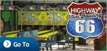 Mini bowling Highway 66 - fatastický bowling do nákupních a zábavných center.