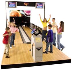 Mini bowling highwa66 a dětská párty