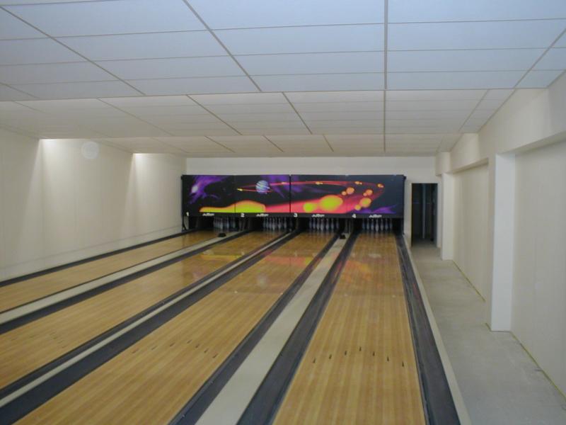Bowling modrá věž Boskovice