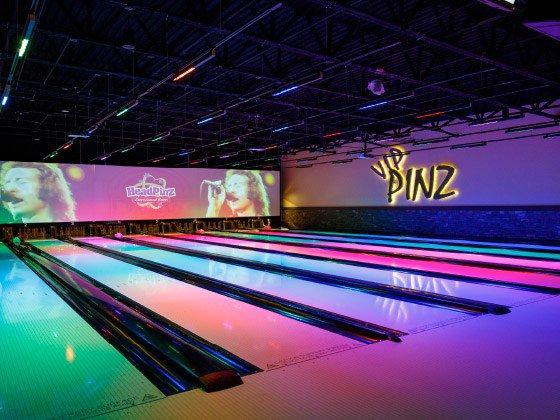 Inspirace bowlingová centra 2018