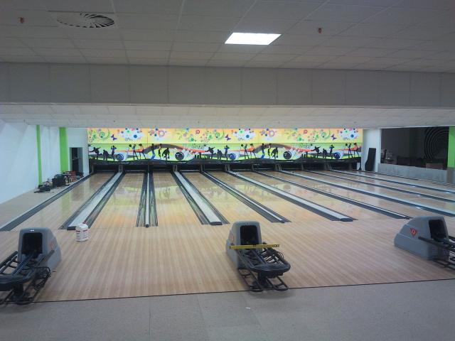 V-bowling Kladno