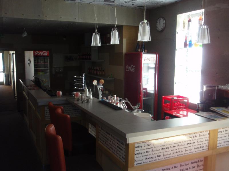 Restaurace a bowling Na Zaguří