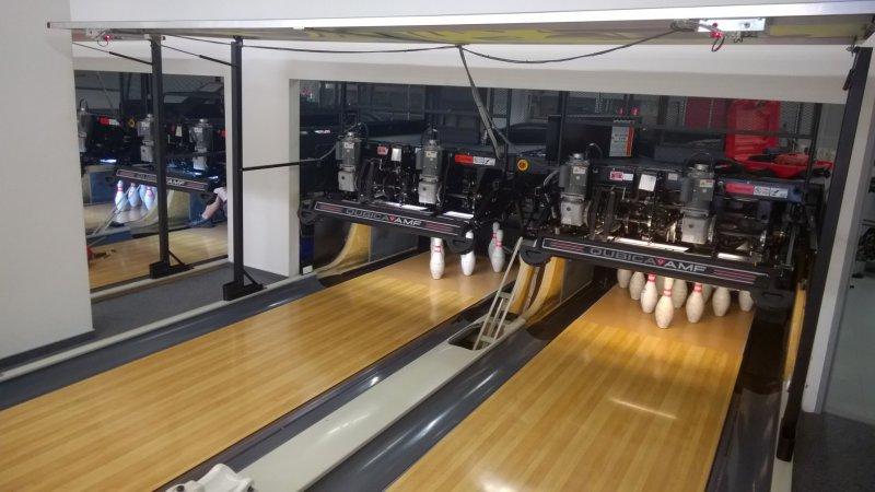 Před sezonní servis Bowling Gapa Rychnov